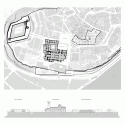Oficinas Zamora / Alberto Campo Baeza Site Plan