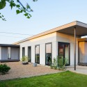 Low Energy Timber House / AST 77 Architecten © Marcel Van Coile