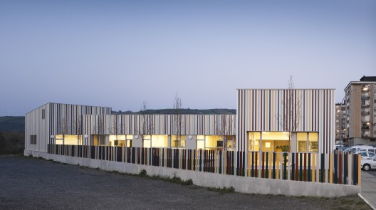Escuela Infantil en Zarautz / Ignacio Quemada Arquitectos  Alejo Bagu
