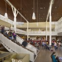 Stockton Campus Center / KSS Architects + VMDO Architects © Barry Halkin