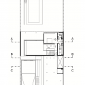 Casa En Villa Belgrano / FKB Arquitectos First Floor Plan