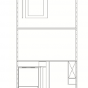 Casa En Villa Belgrano / FKB Arquitectos Roof Floor Plan