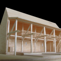Franciscan Chapel / SAGRA Model