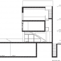 2 Houses with 6 Homes / nodo17 Architects Section