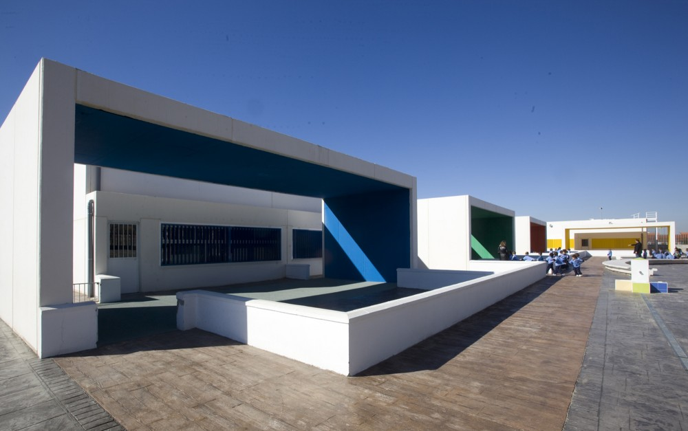 Nursery School in Dos Hermanas / Carmen Snchez Blanes
