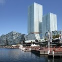 HASSELL, OMA, and Populous To Redevelop Sydney Harbour ICC Hotel © SICEEP