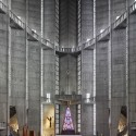 Photography: Mid-Century Modern Churches by Fabrice Fouillet Guillame Gillets Notre Dame de Royan, in Royan, France, 1958. Image Fabrice Fouillet