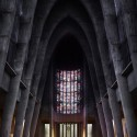 Photography: Mid-Century Modern Churches by Fabrice Fouillet Andr Remondets St. Thrse in Metz, France, completed in 1959. Image Fabrice Fouillet