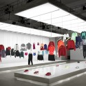 Nike Pop Up Showroom / Maggie Peng & Albert Tien © Jonathan Leijonhufvud