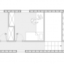 Low Energy Bamboo House / AST 77 Architecten First Floor Plan