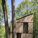 Low Energy Bamboo House / AST 77 Architecten © Steven Massart