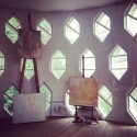 Time Running Out for Melnikov House Courtesy of ArchDaily Instagram