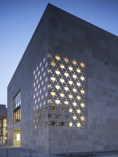 Ulm Synagogue / Kister Scheithauer Gross Architects And Urban Planners © Christian Richters