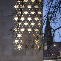 Ulm Synagogue / Kister Scheithauer Gross Architects And Urban Planners  Christian Richters