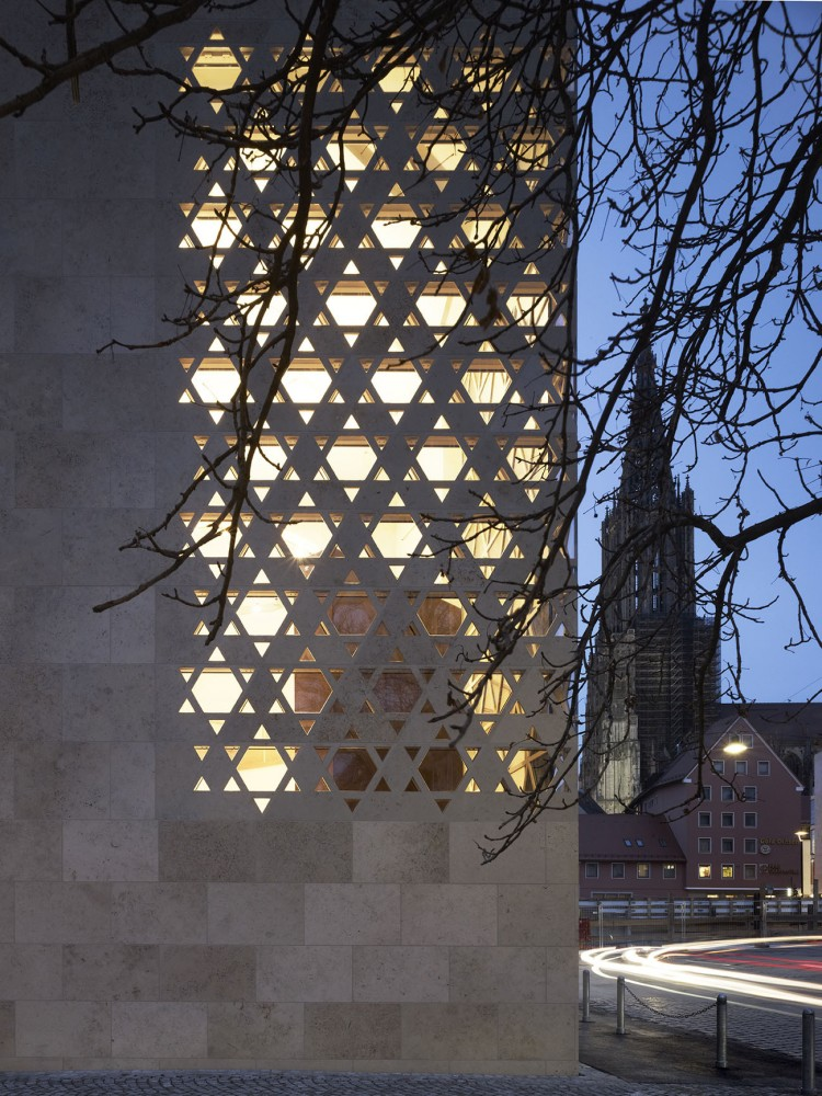 Ulm Synagogue / Kister Scheithauer Gross Architects and Urban Planners