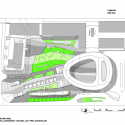 Graz Main Station Local Transport Hub / Zechner & Zechner Site Plan