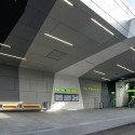 Graz Main Station Local Transport Hub / Zechner & Zechner Courtesy of Zechner & Zechner