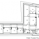 BMA Project / Ryuichi Sasaki + Sasaki Architecture First Floor Plan