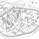 HELIX, Forensic Psychiatric Clinic of Stockholm / BSK Arkitekter Site Plan