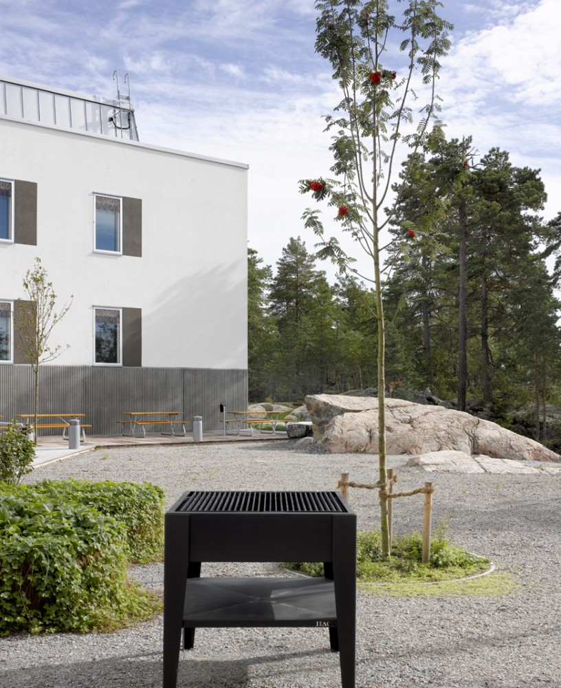 HELIX, Forensic Psychiatric Clinic of Stockholm / BSK Arkitekter