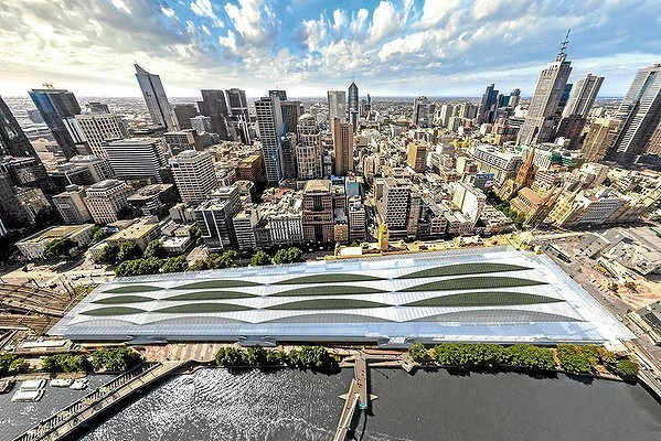 Zaha Hadid, Herzog de Meuron, Others Banned From Exhibit