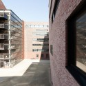 Bremerhaven University House T /  Kister Scheithauer Gross Architects And Urban Planners + Architekten BDA Feldschnieders + Kister Courtesy of KSG © Steffen Junghans