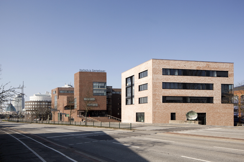 Bremerhaven University House T / Kister Scheithauer Gross Architects And Urban Planners + Architekten BDA Feldschnieders