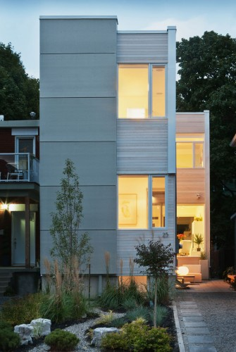 Hintonburg Home / Rick Shean  Peter Fritz