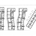 Mervau / Tetrarc Architects Plan