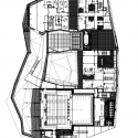 Paloma / Tetrarc Architects First Level Plan