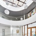 Complex School in Bobigny / Mikou Design Studio  Florian Kleinfenn