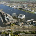In Progress: Hotel IJDock / Bakers Architecten © YourCaptain Luchtfotografie