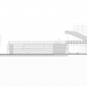 Institucion Educativa La Samaria / Campuzano Arquitectos Section
