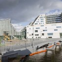 In Progress: Hotel IJDock / Bakers Architecten © Rene den Engelsman