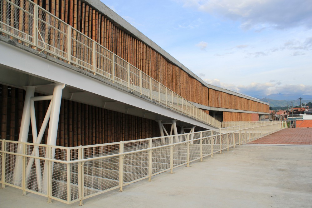 Educational Institute La Samaria / Campuzano Arquitectos