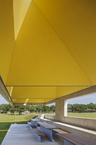 Webb Air Ventilator : Webb chapel park pavilion cooper joseph studio archdaily
