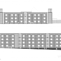 Student Accommodation, Somerville College / Níall McLaughlin Architects Elevation