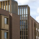 Student Accommodation, Somerville College / Níall McLaughlin Architects Courtesy of Níall McLaughlin Architects