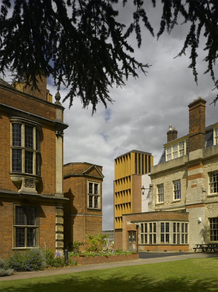 Student Accommodation, Somerville College / Nall McLaughlin Architects