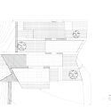 House at Goleen / Nall McLaughlin Architects Roof Plan