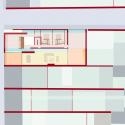 Burren House / Níall McLaughlin Architects Plan