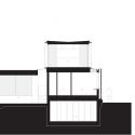 Burren House / Níall McLaughlin Architects Section