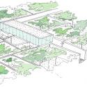 Burren House / Níall McLaughlin Architects Sketch