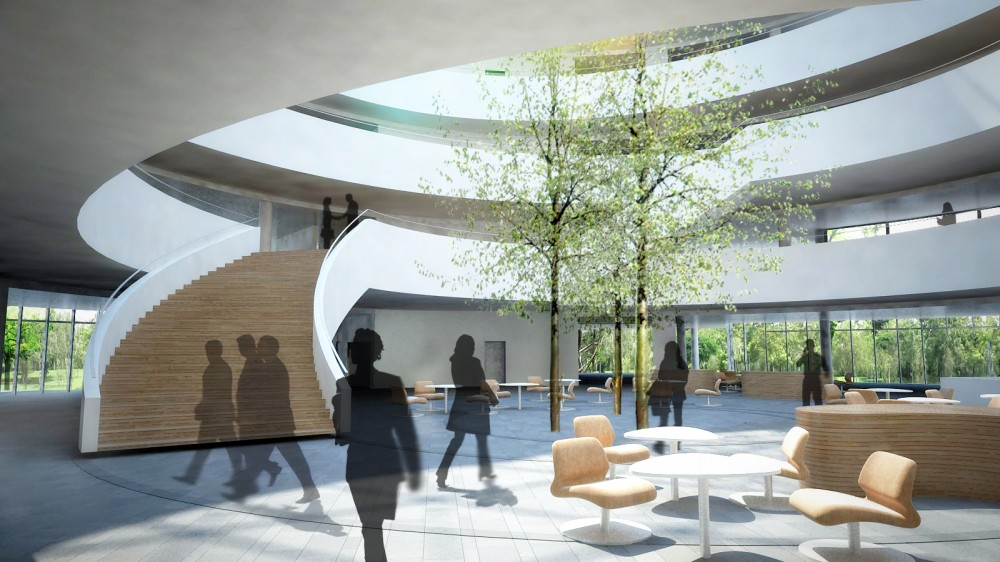 In Progress: Novo Nordisk Corporate Centre / Henning Larsen Architects