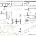 Secondary School Azevedo Neves / Joo Lcio Lopes Ground Floor Plan