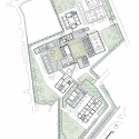 Secundary School EB2/3 de Salvaterra de Magos / JLLA First Floor Plan