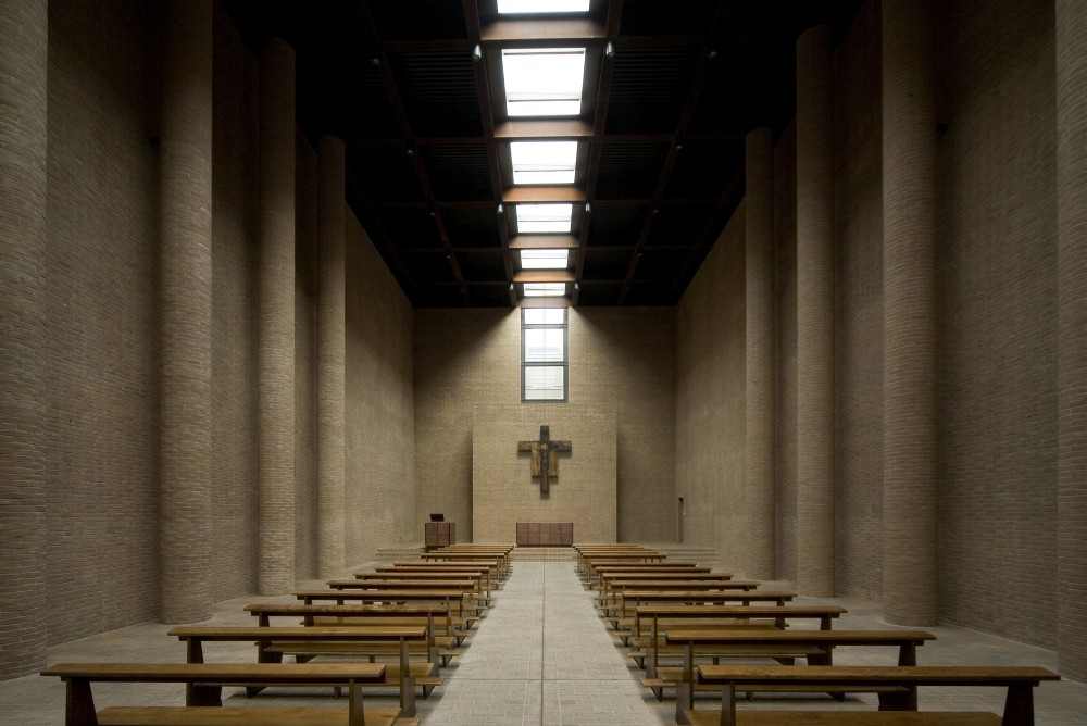 San Giovanni Church / Studio Zermani e Associati