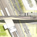 Footbridge Over the Railways / DVVD | Architectes - Designers Plan
