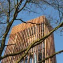 Viewingtower at Vecht Riverbank / Ateliereen Architecten Courtesy of Ateliereen Architecten