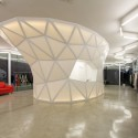 Playmaker Showroom / DRA&U © Fabio Paperetti
